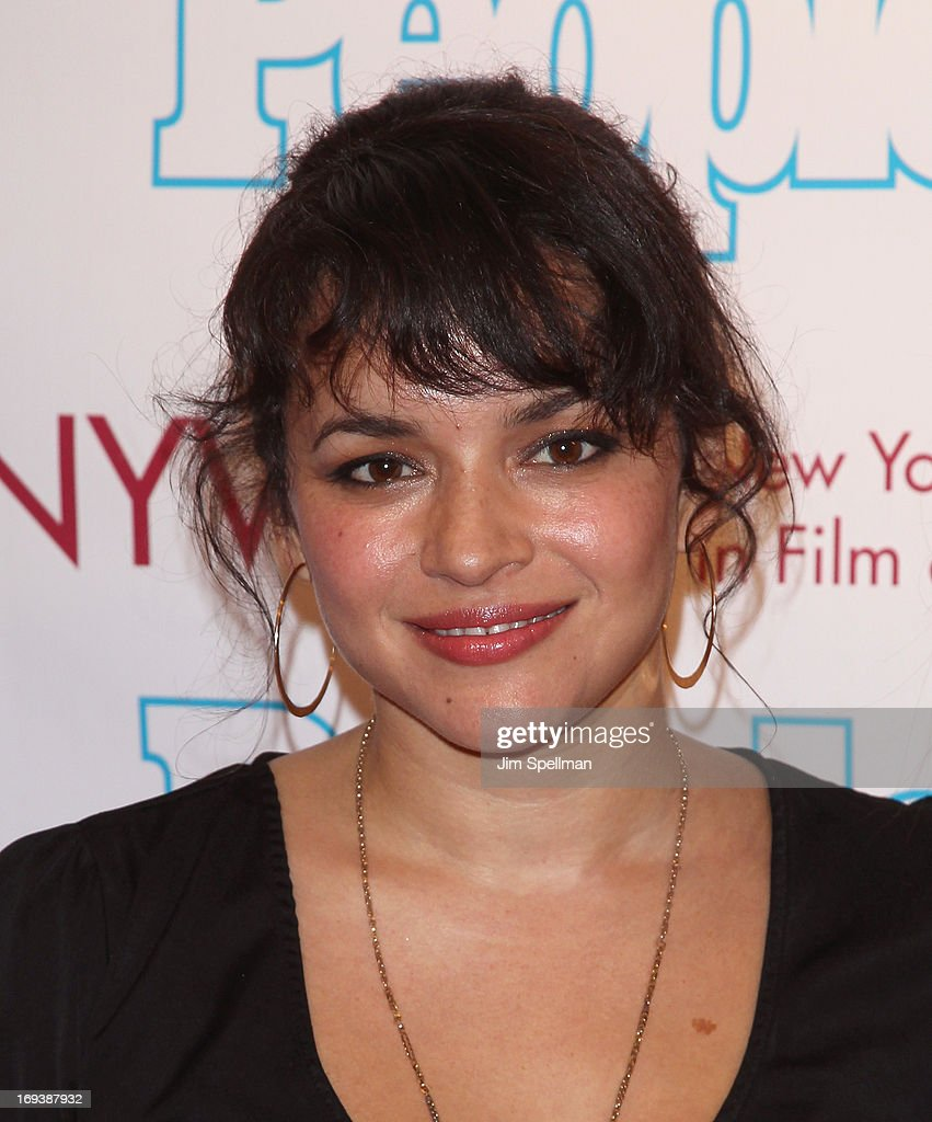 Singer Norah Jones attends 2013 NYWIFT Designing Women Awards at The McGraw-Hill Building on May 23, 2013 in New York City.
