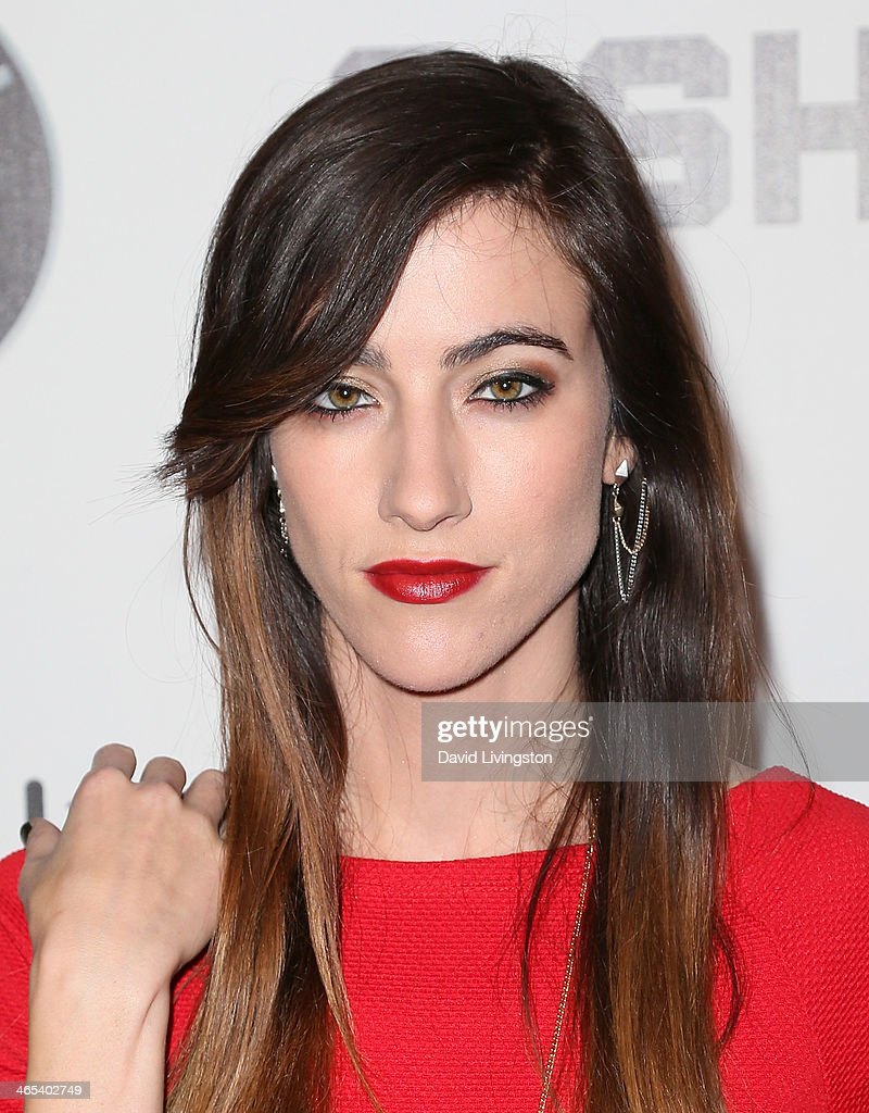 Singer Nylo attends Republic Records Post Grammy Party at 1 OAK on January 26, 2014 in West Hollywood, California.