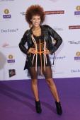 Singer Oceana attends the Echo Award 2012 on March 22 2012 in Berlin Germany