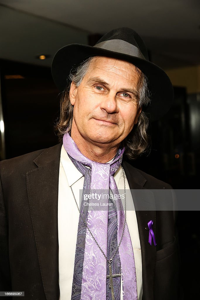 Singer O'Dean attends the 'Visual Harmony' exhibit of Graham Nash opening at Morrison Hotel Gallery on April 17, 2013 in West Hollywood, California.
