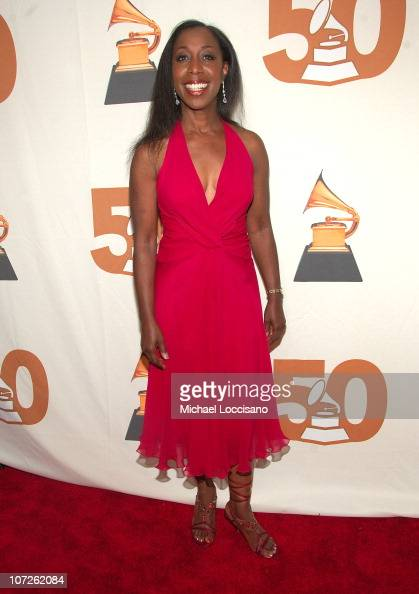 Singer Oleta Adams attends the Recording Academy New York Chapter's Tribute to Bon Jovi Alicia Keys Donnie McClurkin and the creators of West Side...