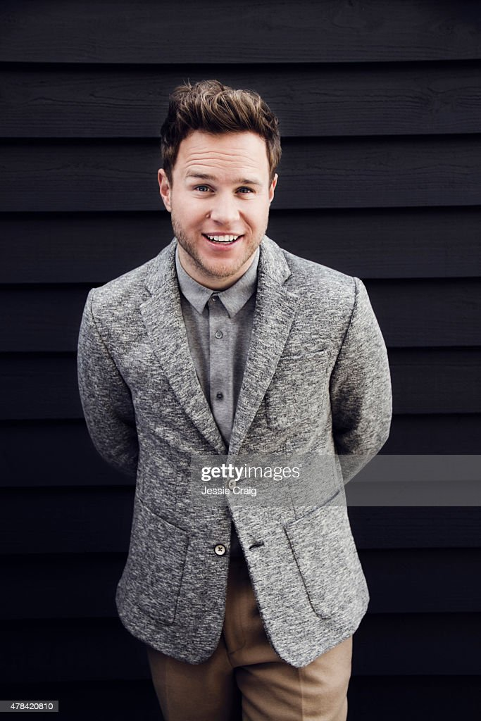 Olly Murs, GQ magazine Germany, November 1, 2014