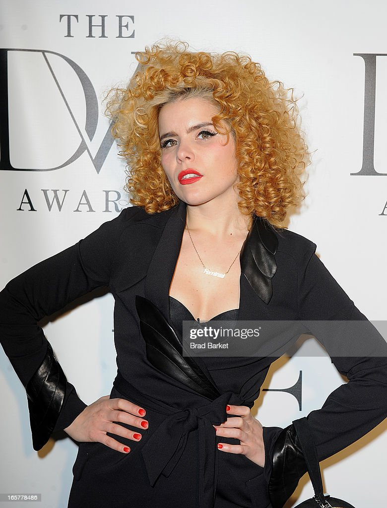 Singer <a gi-track='captionPersonalityLinkClicked' href=/galleries/search?phrase=Paloma+Faith&family=editorial&specificpeople=4214118 ng-click='$event.stopPropagation()'>Paloma Faith</a> attends 2013 DVF Awards at United Nations on April 5, 2013 in New York City.