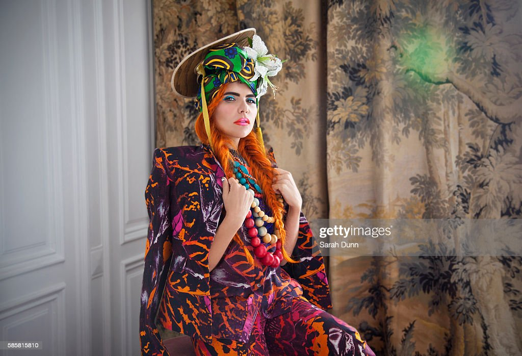 Singer Paloma Faith is photographed for You magazine on September 17, 2013 in London, England.