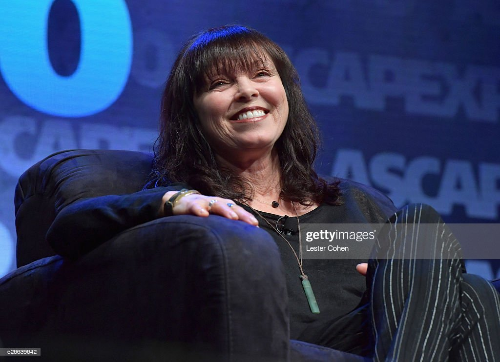 Singer Pat Benatar speaks onstage during the 2016 ASCAP 'I Create Music' EXPO on April 30, 2016 in Los Angeles, California.
