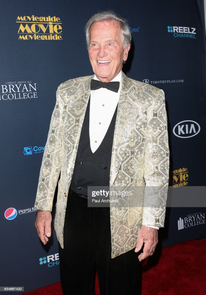 Singer Pat Boone attends the 25th Annual Movieguide Awards at Universal Hilton Hotel on February 10, 2017 in Universal City, California.