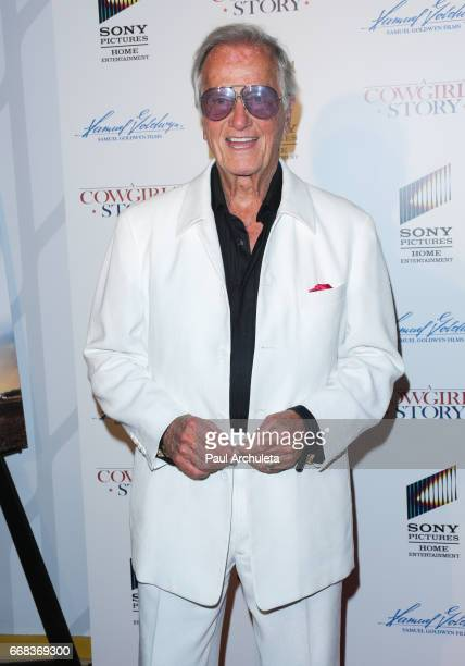 Singer Pat Boone attends the premiere of 'A Cowgirl's Story' at Pacific Theatres at The Grove on April 13 2017 in Los Angeles California
