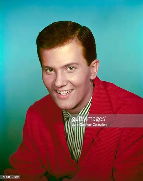 Singer Pat Boone