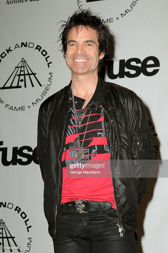 Singer Pat Monahan attends the 25th Annual Rock And Roll Hall Of Fame Induction Ceremony at the Waldorf=Astoria on March 15, 2010 in New York City.