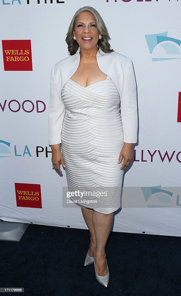 Singer Patti Austin attends Opening Night at The Hollywood Bowl 2013 at The Hollywood Bowl on June 22, 2013 in Los Angeles, California.
