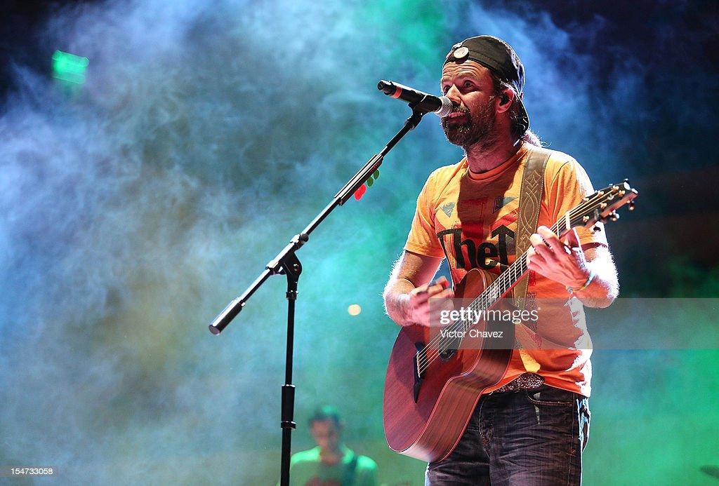 Jarabe De Palo Concert In Mexico City