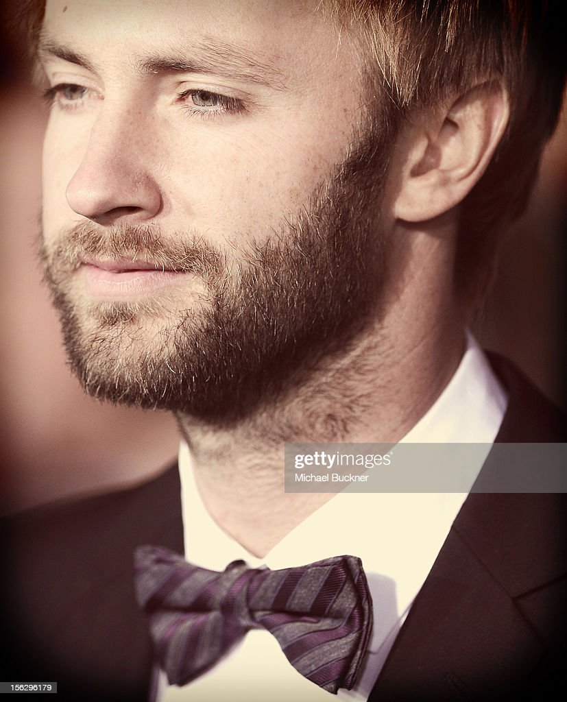 Singer Paul McDonald arrives at the Summit Entertainment's 'The Twilight Saga: Breaking Dawn - Part 2' at Nokia Theatre L.A. Live on November 12, 2012 in Los Angeles, California.