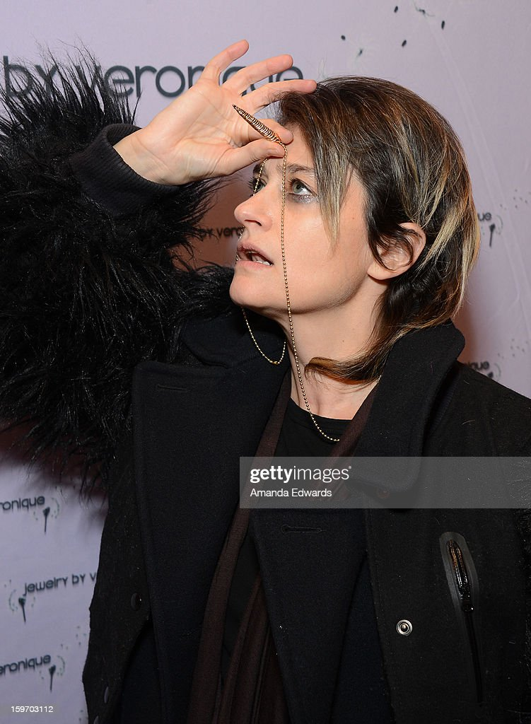 Singer Peaches attends Day 1 of the Kari Feinstein Style Lounge on January 18, 2013 in Park City, Utah.