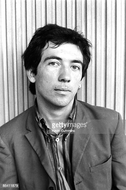 Singer Pete Shelley of English punk band The Buzzcocks 2nd September 1977