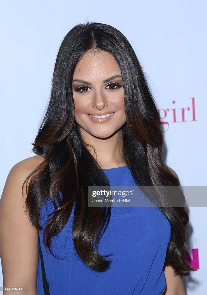 Singer Pia Toscano arrives at the NYLON Magazine Annual May Young Hollywood Issue party held at the Hollywood Roosevelt Hotel on May 9, 2012 in Hollywood, California.