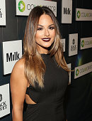 Singer Pia Toscano attends the Colaboratorcom Launch at Milk Studios on November 6 2014 in Hollywood California