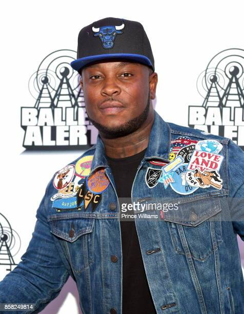 Singer Pleasure P attends Baller Alert's Bowl With a Baller at Basement Bowl on October 5 2017 in Miami Florida