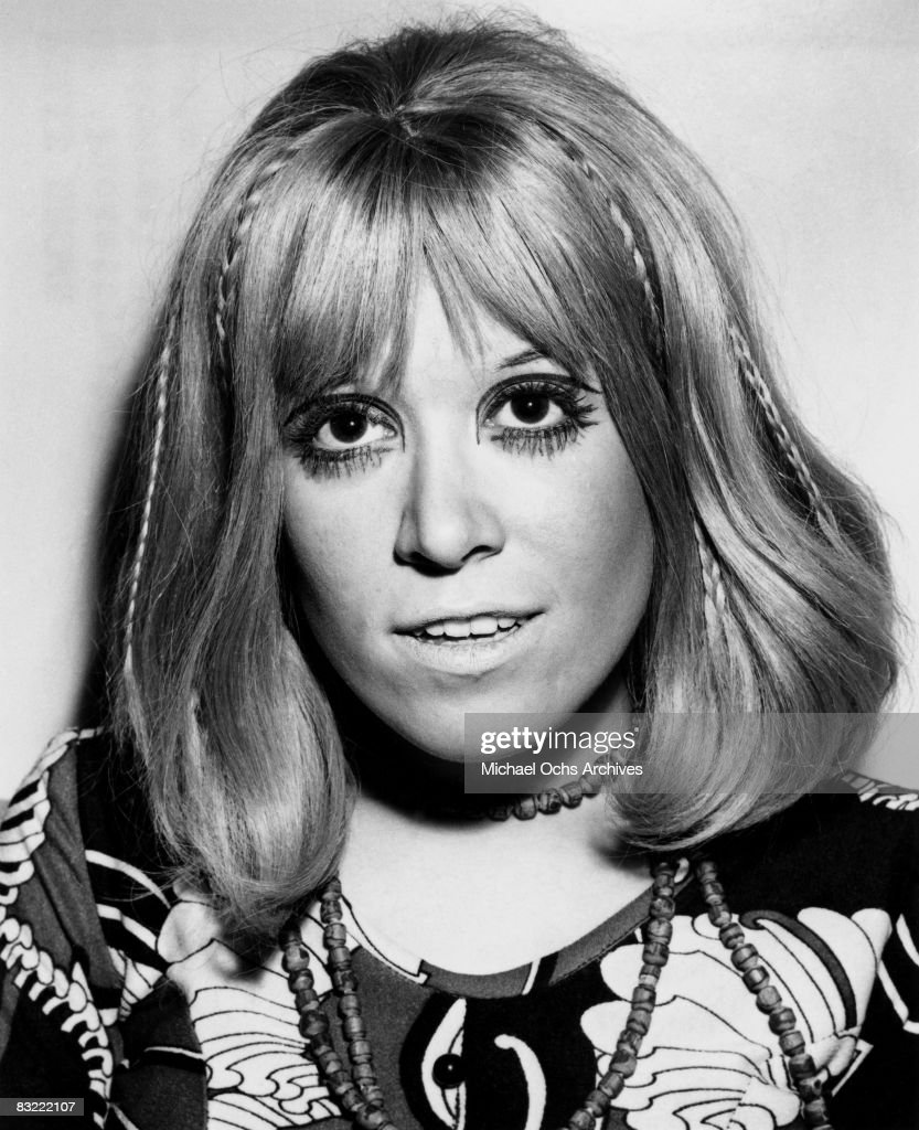 Singer Polly Brown of Pickettywitch poses for a photo circa 1970.