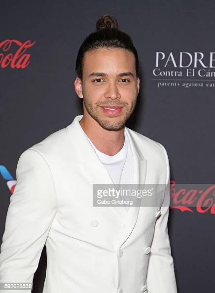 Singer Prince Royce attends the Padres Contra El Cancer's 16th annual 'El Sueno de Esperanza' celebration at The Venetian Las Vegas on August 20 2016...