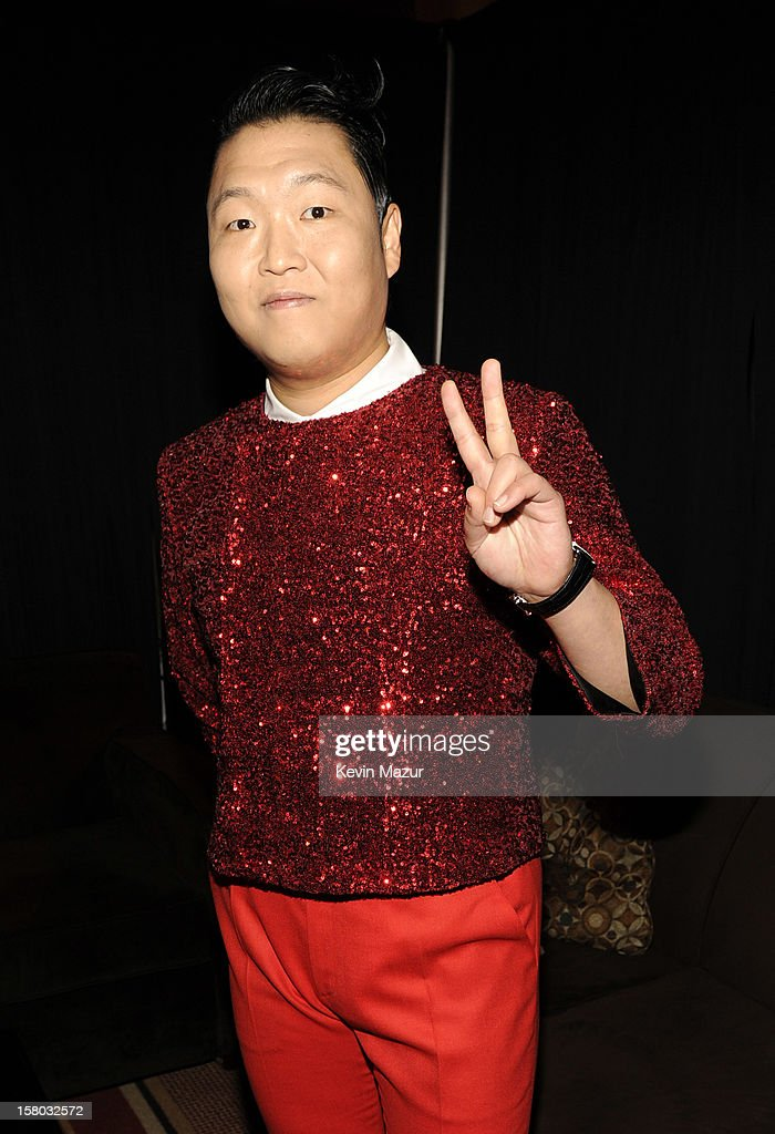 Singer Psy attends TNT Christmas in Washington 2012 at National Building Museum on December 9, 2012 in Washington, DC. 23098_003_KM_0458.JPG