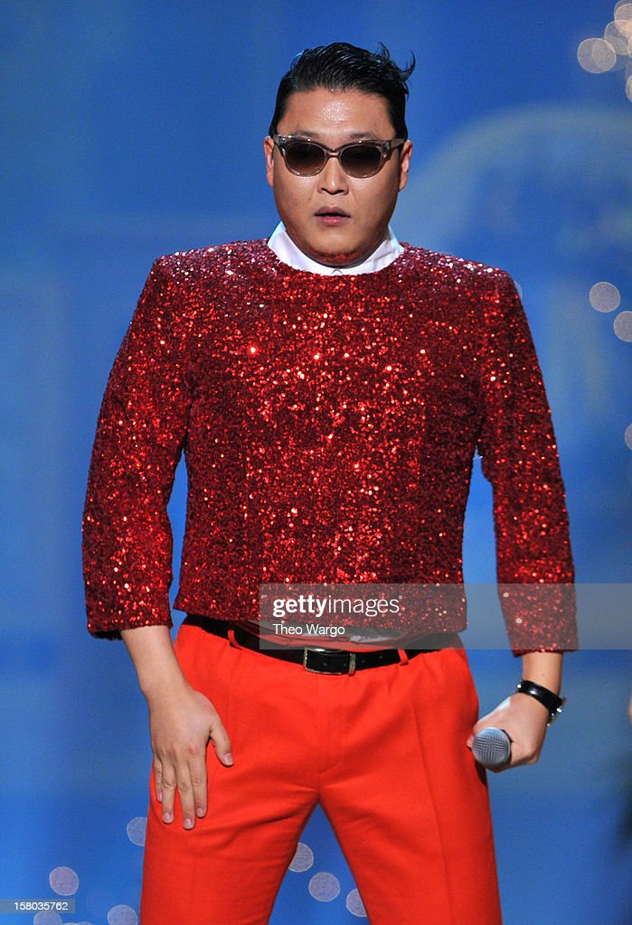 Singer <a gi-track='captionPersonalityLinkClicked' href=/galleries/search?phrase=Psy+-+Entertainer&family=editorial&specificpeople=9699998 ng-click='$event.stopPropagation()'>Psy</a> performs onstage during TNT Christmas in Washington 2012 at National Building Museum on December 9, 2012 in Washington, DC. 23098_002_TW_0474.JPG