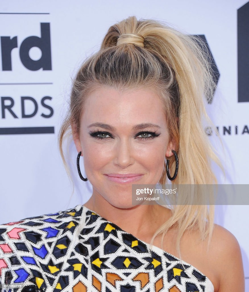 Singer Rachel Platten arrives at the 2017 Billboard Music Awards at T-Mobile Arena on May 21, 2017 in Las Vegas, Nevada.