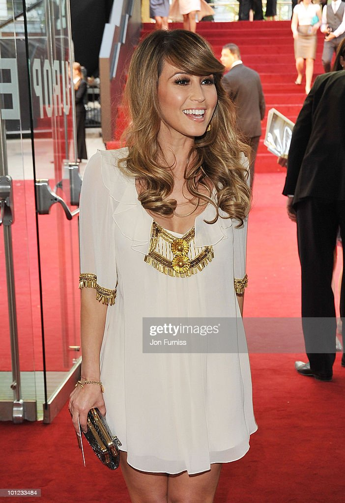 Singer Rachel Stevens attends the UK premiere of Sex And The City 2 at Odeon Leicester Square on May 27, 2010 in London, England.
