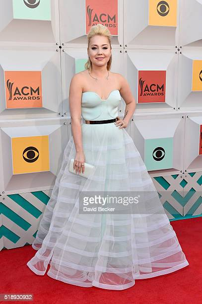 Singer RaeLynn attends the 51st Academy of Country Music Awards at MGM Grand Garden Arena on April 3 2016 in Las Vegas Nevada