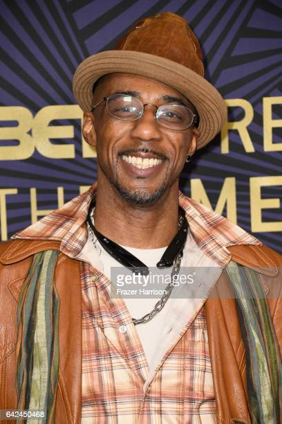 Singer Ralph Tresvant attends BET Presents the American Black Film Festival Honors on February 17 2017 in Beverly Hills California