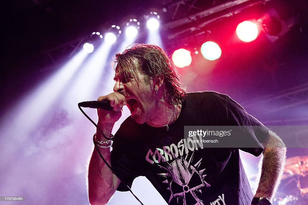 Lamb of God Perform In Berlin