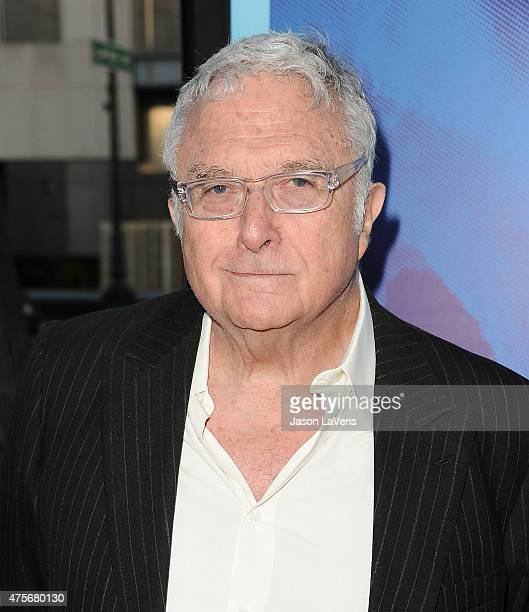 Singer Randy Newman attends the premiere of 'Love Mercy' at Samuel Goldwyn Theater on June 2 2015 in Beverly Hills California