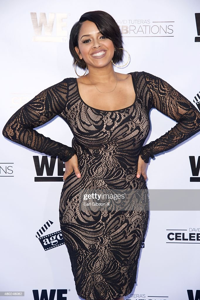 Wendy Raquel Robinson's Gala For Amazing Grace Conservatory