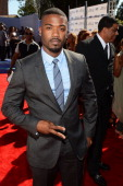 Singer Ray J arrives at the 2012 BET Awards at The Shrine Auditorium on July 1 2012 in Los Angeles California