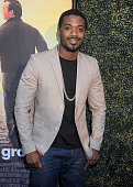 Singer Ray J arrives at the Los Angeles premiere of 'Where Hope Grows' at ArcLight Cinemas on May 4 2015 in Hollywood California