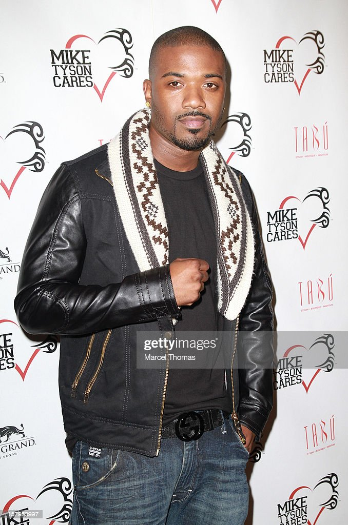 Singer Ray J attends the Launch Party for 'Mike Tyson Cares Foundation' at Tabu Ultra Lounge at MGM Grand on December 7, 2012 in Las Vegas, Nevada.