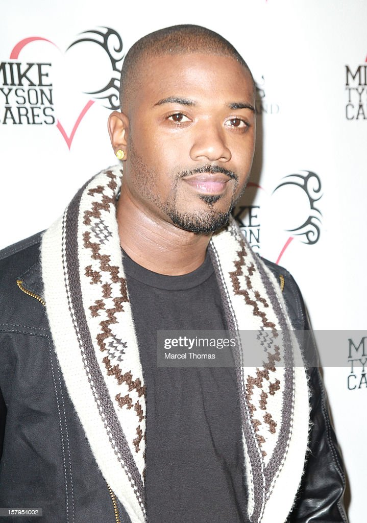 Singer <a gi-track='captionPersonalityLinkClicked' href=/galleries/search?phrase=Ray+J&family=editorial&specificpeople=581007 ng-click='$event.stopPropagation()'>Ray J</a> attends the Launch Party for 'Mike Tyson Cares Foundation' at Tabu Ultra Lounge at MGM Grand on December 7, 2012 in Las Vegas, Nevada.