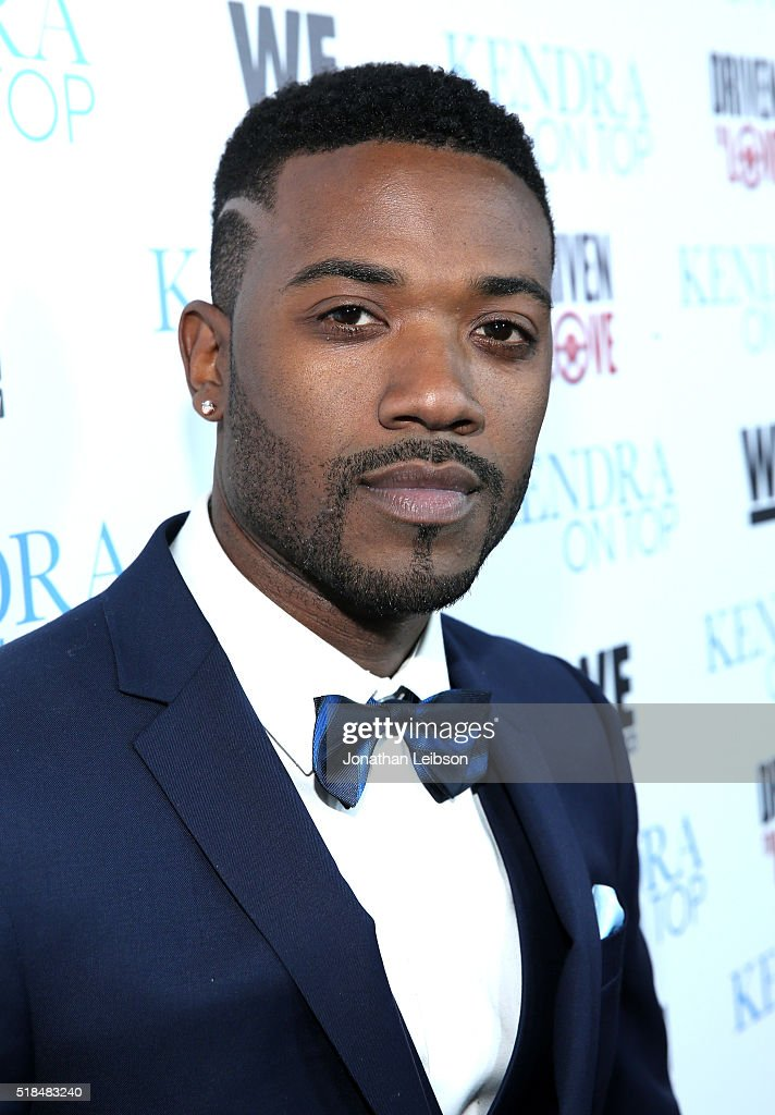 Singer Ray J attends WE tv's premiere of 'Kendra On Top' and 'Driven To Love' at Estrella Sunset on March 31 2016 in West Hollywood California