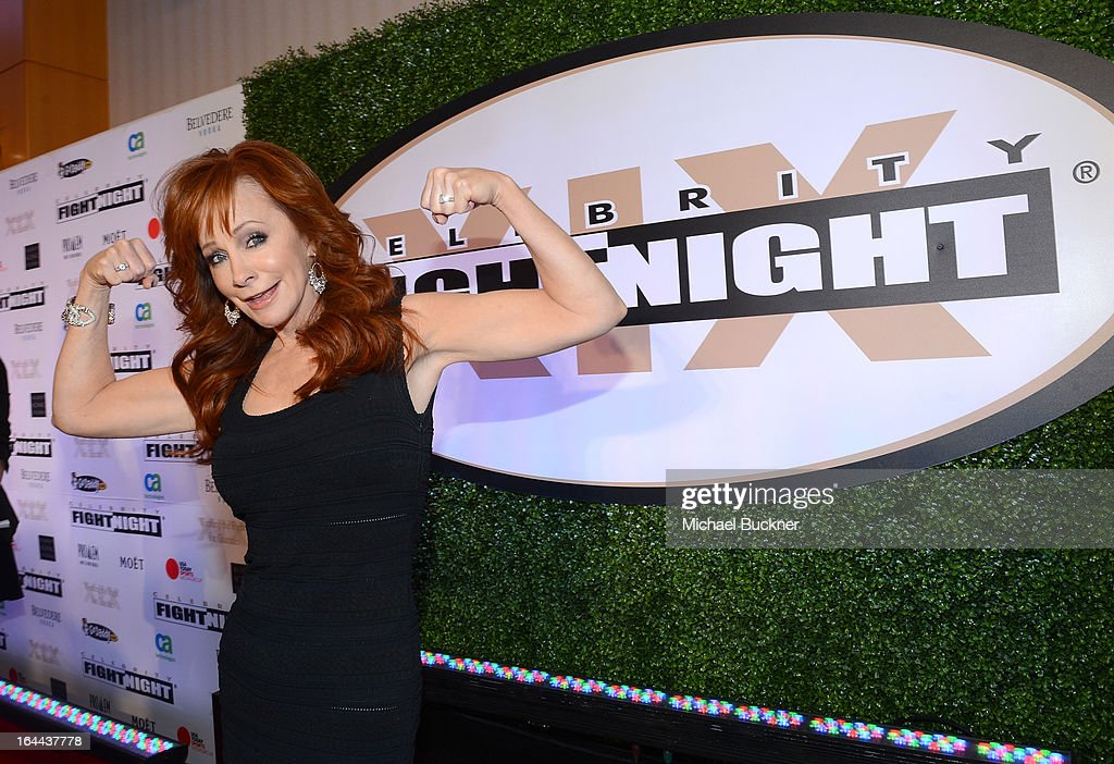 Singer Reba McEntire attends Muhammad Ali's Celebrity Fight Night XIX at JW Marriott Desert Ridge Resort & Spa on March 23, 2013 in Phoenix, Arizona.