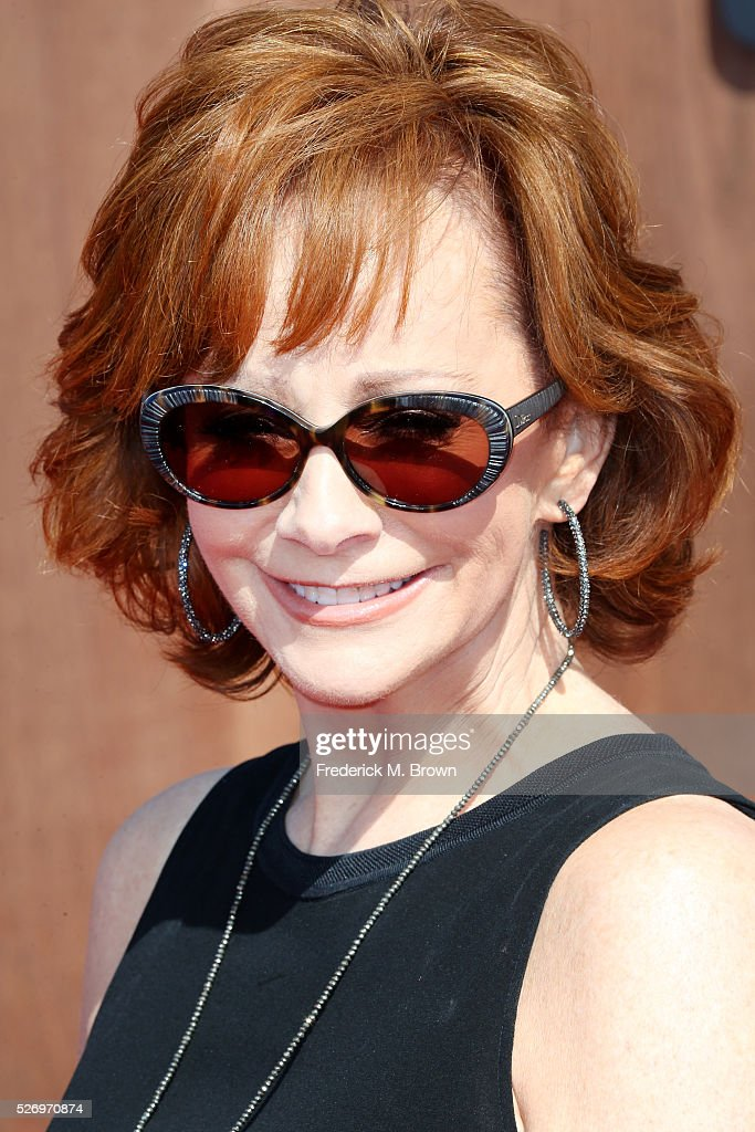 Singer Reba McEntire attends the 2016 American Country Countdown Awards at The Forum on May 1, 2016 in Inglewood, California.
