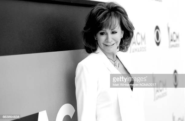 Singer Reba McEntire attends the 52nd Academy Of Country Music Awards at TMobile Arena on April 2 2017 in Las Vegas Nevada
