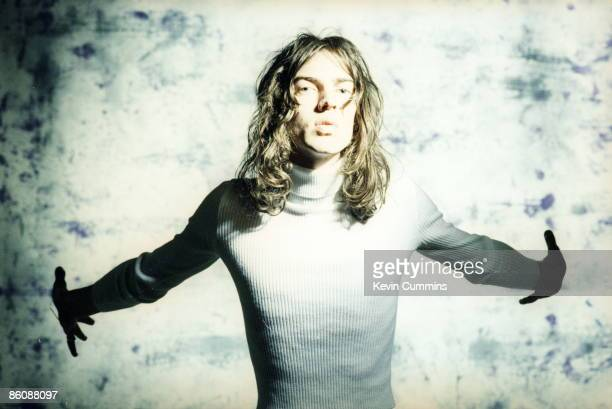 Singer Richard Ashcroft of English rock group The Verve 5th May 1993
