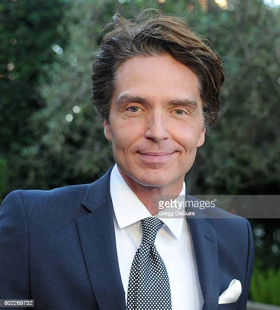 Singer Richard Marx arrives at Mercy For Animals Hidden Heroes Gala 2016 at Vibiana on September 10 2016 in Los Angeles California
