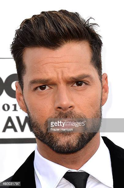 Singer Ricky Martin attends the 2014 Billboard Music Awards at the MGM Grand Garden Arena on May 18 2014 in Las Vegas Nevada