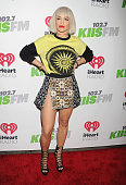 Singer Rita Ora attends KIIS FM's Jingle Ball 2014 powered by LINE at Staples Center on December 5 2014 in Los Angeles California