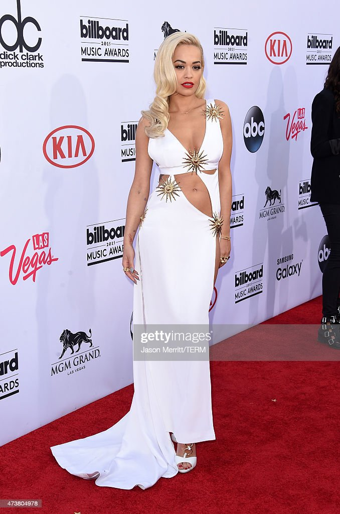 Singer Rita Ora attends the 2015 Billboard Music Awards at MGM Grand Garden Arena on May 17 2015 in Las Vegas Nevada