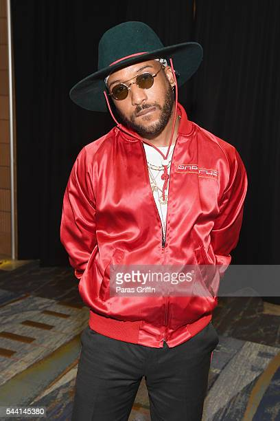 Singer Ro James attends the 2016 ESSENCE Festival Presented By CocaCola at Ernest N Morial Convention Center on July 1 2016 in New Orleans Louisiana