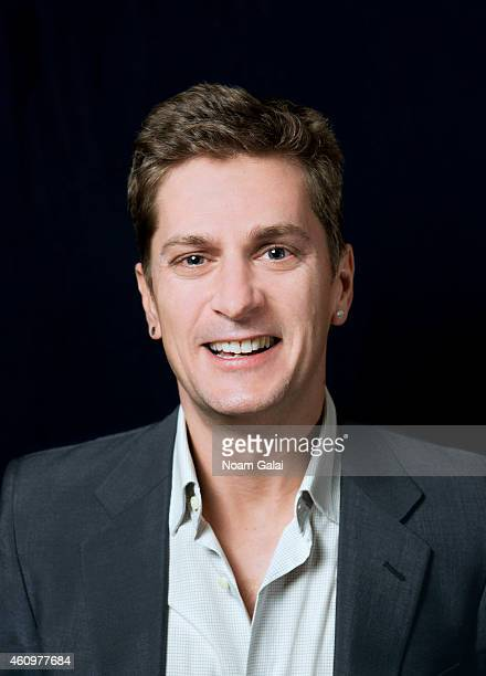 Singer Rob Thomas is photographed at the 6th Annual African Children's Choir Changemakers Gala on November 20 2014 at City Winery in New York City