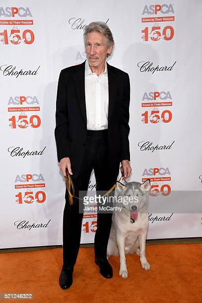 Singer Roger Waters attends ASPCA 19th Annual Bergh Ball honoring Drew Barrymore hosted by Nathan Lane wiith music by Mark Ronson at the Plaza Hotel...
