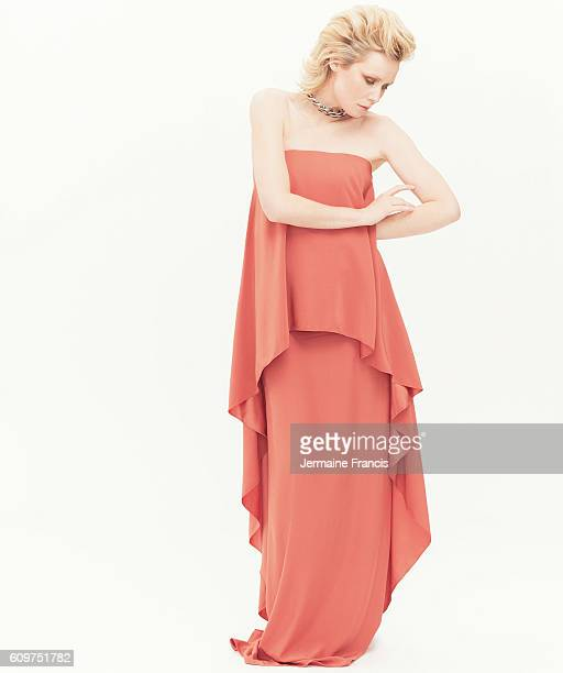 Singer Roisin Murphy is photographed for the Sunday Times on May 21 2015 in London England