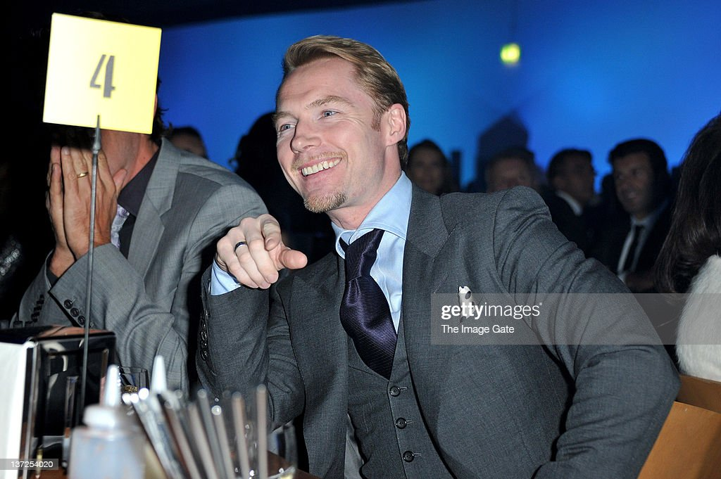 Singer <a gi-track='captionPersonalityLinkClicked' href=/galleries/search?phrase=Ronan+Keating&family=editorial&specificpeople=201657 ng-click='$event.stopPropagation()'>Ronan Keating</a> attends the IWC Schaffhausen Top Gun Gala Event during the 22nd SIHH High Jewellery Fair at the Palexpo Exhibition Hall on January 17, 2012 in Geneva, Switzerland.